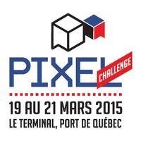 PIXEL CHALLENGE mars 2015