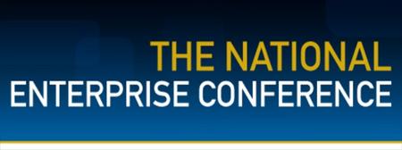 National Enterprise Conference 2013