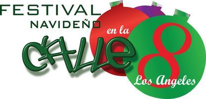 Festival Navideño Calle Ocho LA 2016