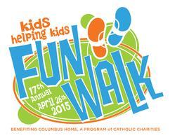 17th Annual Kids Helping Kids Fun Walk presented by...