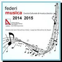FEDERIMUSICA 2014 – 2015 Ludovica De Bernardo –...