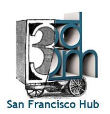 3DM San Francisco Hub logo