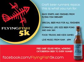 2015 Flying Fish 5k at the Flying Fish Brewery