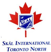 Skal Toronto North - March 11 at Donatello Restaurant