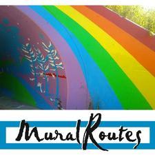 Mural Routes logo