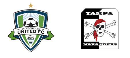 JUFC vs. Tampa Marauders FC – RESCHEDULED