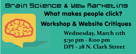 Brain Science and Web Marketing:  Workshop & Bonus...