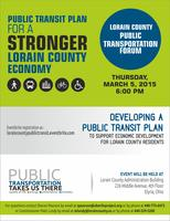 March 5, 2015 - Lorain County Public Transportation...