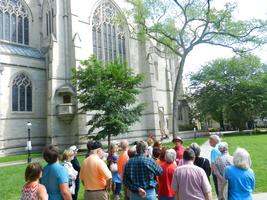 Princeton University Architecture Tour