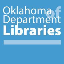 Oklahoma Department of Libraries logo