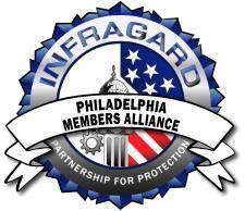 Philadelphia InfraGard logo