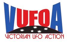 Victorian UFO Action logo