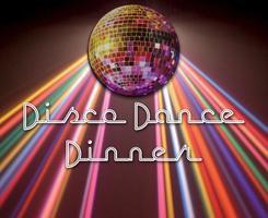 Disco Dance Dinner