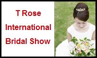 T Rose International Bridal Show Washington DC Metro Ar...
