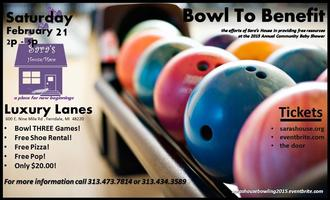Community Baby Shower Bowling Fundraiser