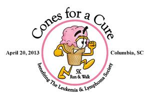 Cones for a Cure 5K to Benefit LLS