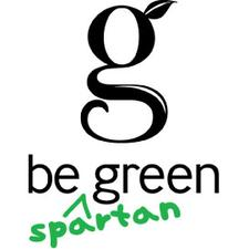 MSU Sustainability - Be Spartan Green logo