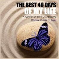 The Best 40 Days of My Life Book and Study Launch