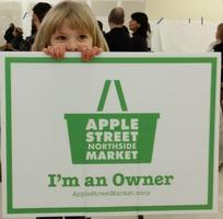 Apple Street Market Yard Signs!