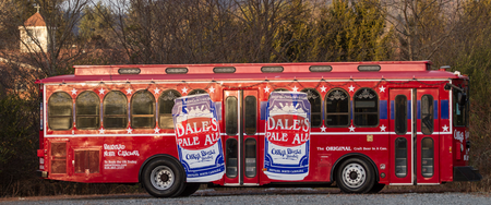 Thirsty Thursday FREE Trolley Ride to AVL Tourist Game