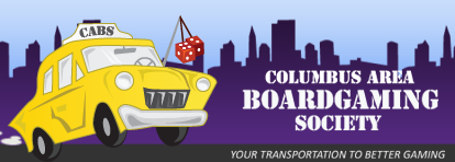 Columbus Area Boardgaming Society - TableTop Day