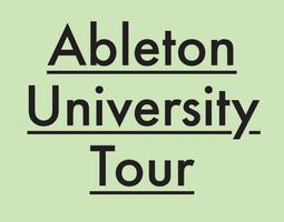 Ableton University Tour: American University