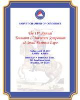 11th Annual Toussaint L'Ouverture Symposium & Small...
