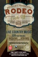 Revelry Rodeo Houston Cook-off Shuttle & After-Party...