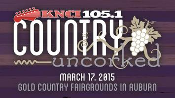 KNCI's Country Uncorked