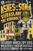 Ashes SieraSlave Kerouacs