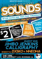 nothing but good #SOUNDS w/ DJ Jimbo Jenkins &...