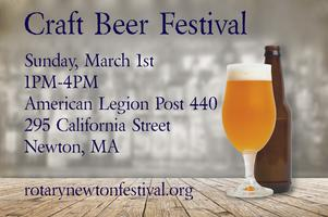 Rotary Newton Craft Beer Festival - Thanks to all who...