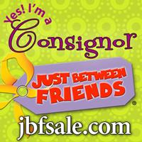 JBF Consignor 101 - March 29 (Room 4)
