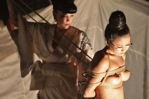 Satomi: Shibari 202 -Taking It Up A Level (shibari 101...