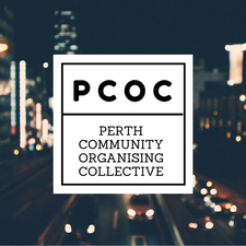 Perth Community Organising Collective logo