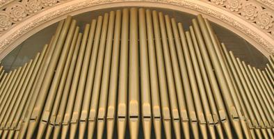 Spreckels Organ Insiders Tour 2015