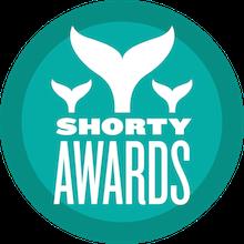 Shorty Awards logo