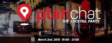 PlanChat Mobile World Congress VIP Event- Travel...