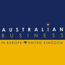 Australian Business, Australia-United Kingdom Chamber of Commerce logo