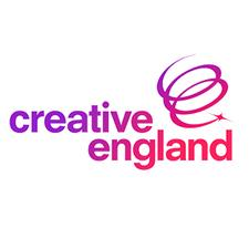 Image result for creative england logo