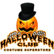 Halloween Club Costume Superstore logo