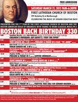 Boston Bach Birthday 330