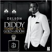 AG Entertainment Presents :: Diddy :: Thursday 02.26.15
