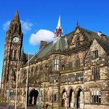 Rochdale Town Hall logo