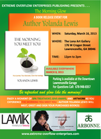 THE MORNING GLOW: Book Release Event for The Morning...
