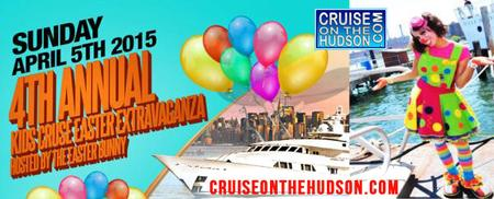 The Kids Cruise Easter Extravaganza NYC - Skyport...