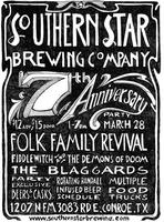 Southern Star Brewing's 7th Anniversary Party!