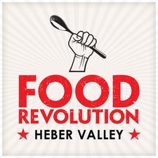 Heber Valley Food Revolution logo