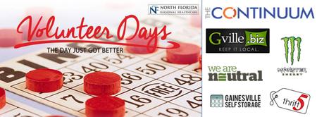 Pledge 5 Volunteer Day - North Florida Rehab