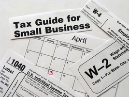 Drill Down on Taxes: Federal Taxes for Small Business